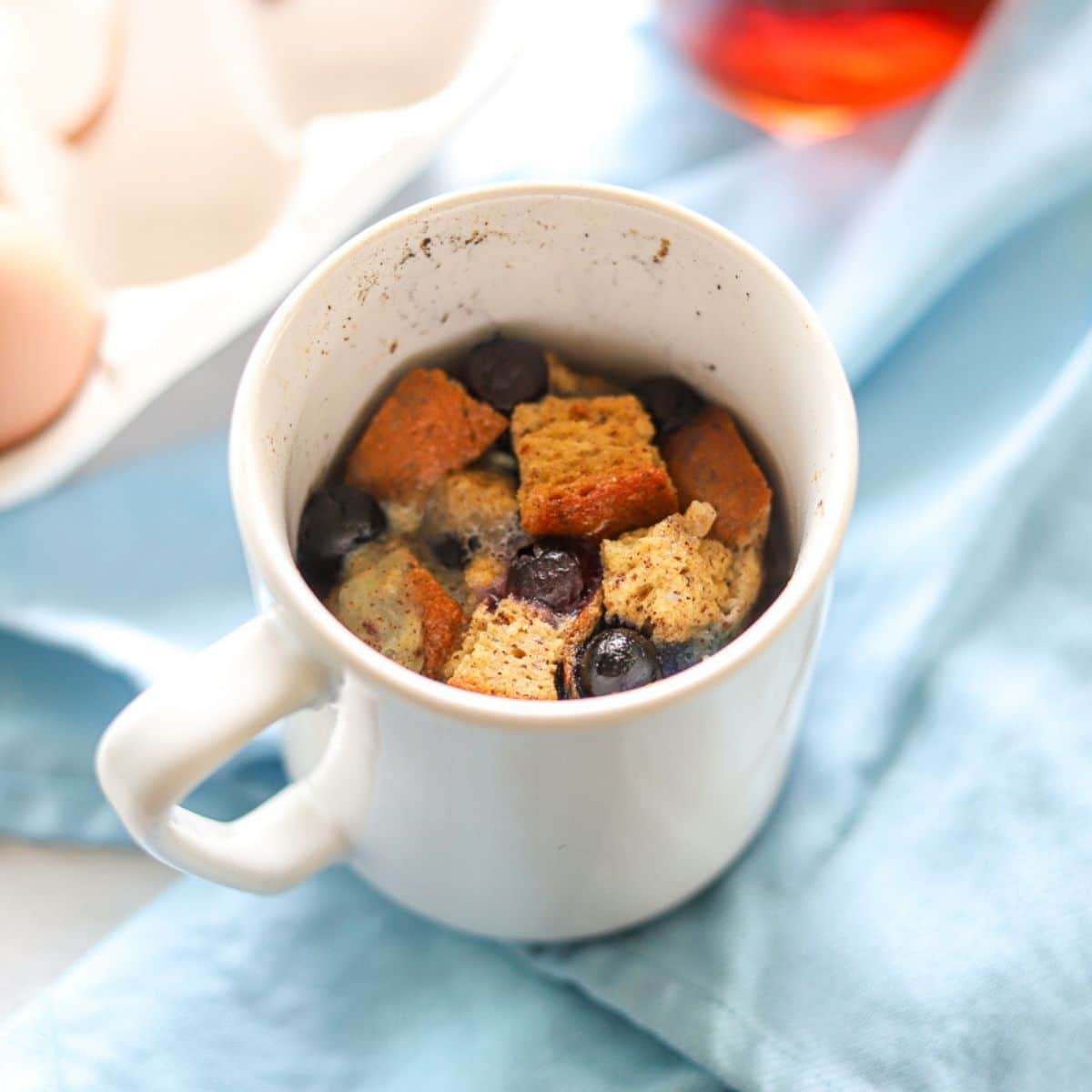 Microwave French Toast In A Mug This Mom S Menu