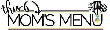This Mom's Menu logo